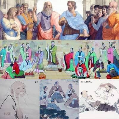 两希文明与中华文明奠基时代
